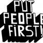Put People First: Jobs, Justice & Climate!